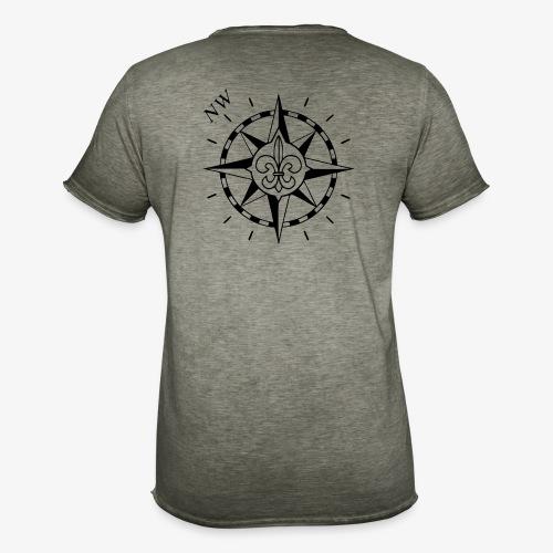Nordwest - Miesten vintage t-paita