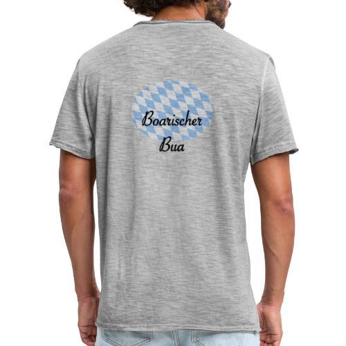 Boarischer Bua - Männer Vintage T-Shirt