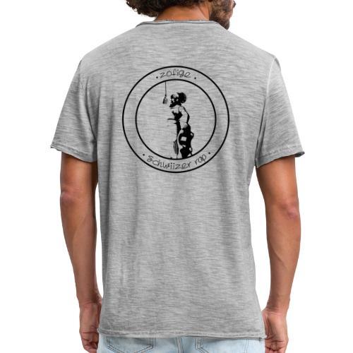 Zofige schwiizer rap - Männer Vintage T-Shirt
