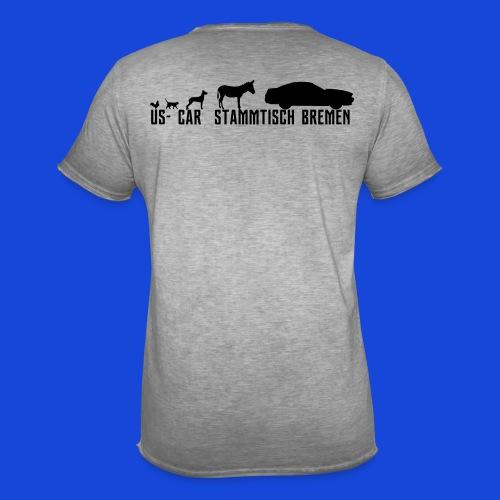Evolution3 - Männer Vintage T-Shirt