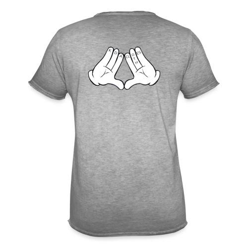 KDA logo chemise 1er - T-shirt vintage Homme
