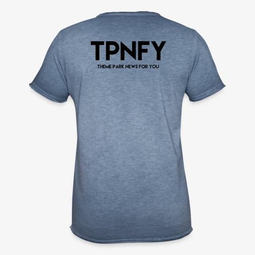 TPNFY - Men's Vintage T-Shirt
