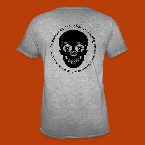 Skull Divisoin42 - Männer Vintage T-Shirt