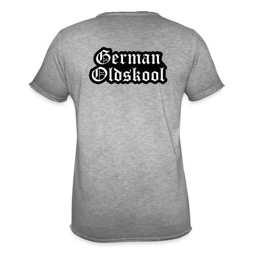 Grand Logo German Oldskool Official - T-shirt vintage Homme