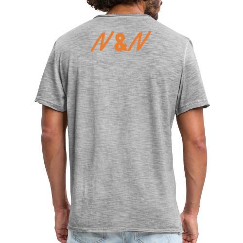 N&N DK - Herre vintage T-shirt