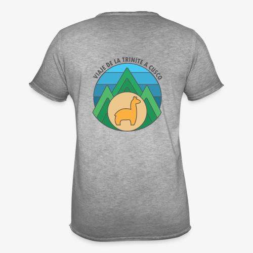 Viaje de la trinité - T-shirt vintage Homme