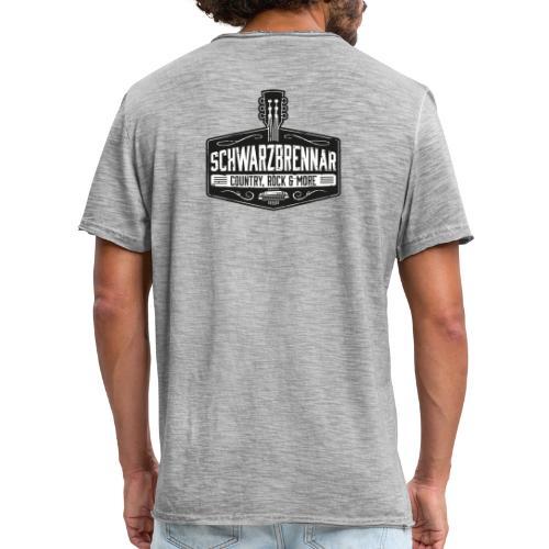 Schwarzbrennar - Männer Vintage T-Shirt
