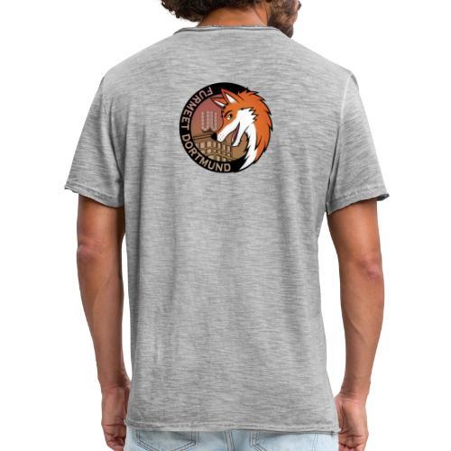 Furmeet Dortmund 2020 - Männer Vintage T-Shirt