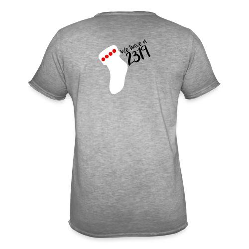 2319 - Men's Vintage T-Shirt