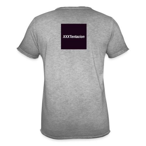 XXXTentacion T-Shirt - Men's Vintage T-Shirt