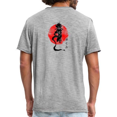 Megumi - T-shirt vintage Homme