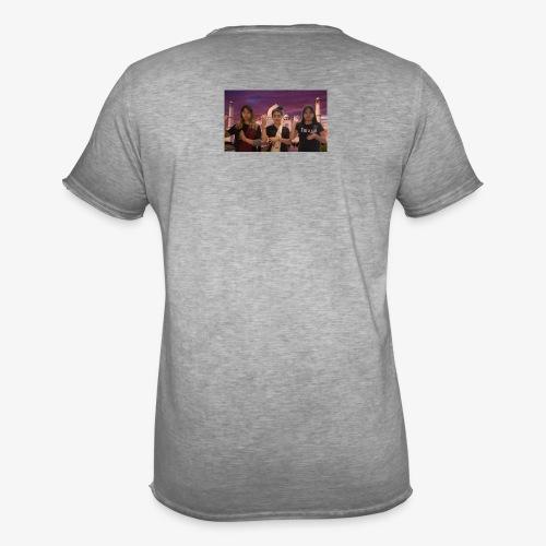SpecialEdition -Pushpesh - Männer Vintage T-Shirt