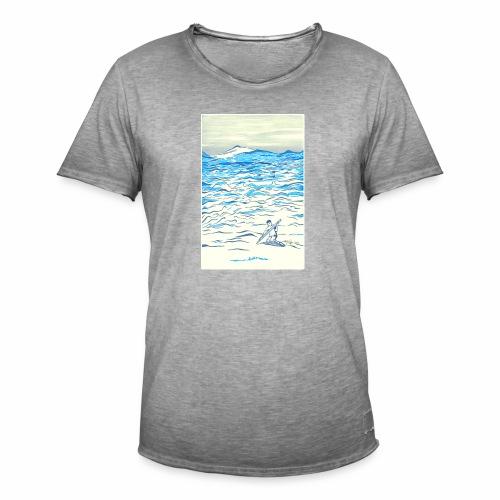 EVOLVE - Men's Vintage T-Shirt