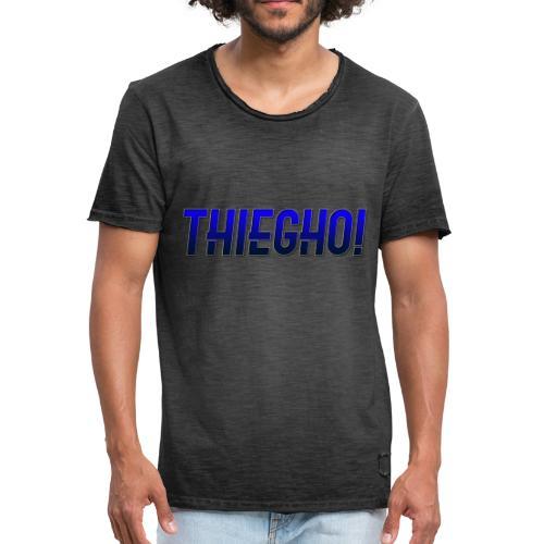 THIEGHO - Mannen Vintage T-shirt