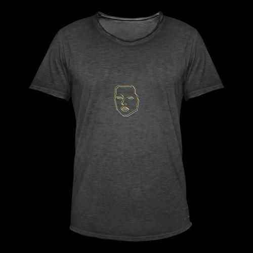 Soul and mind - Mannen Vintage T-shirt