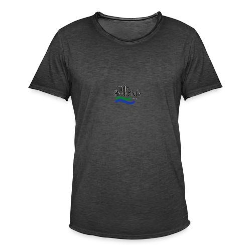 Tulla - Männer Vintage T-Shirt