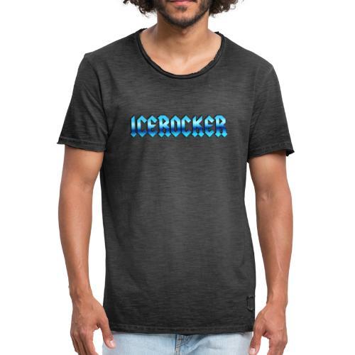 Icerocker - Männer Vintage T-Shirt