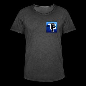 todd friday logo - Men's Vintage T-Shirt