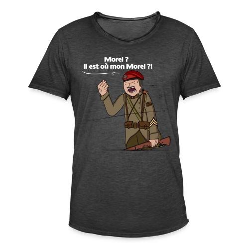 Sgt.Flantier 1940 - T-shirt vintage Homme