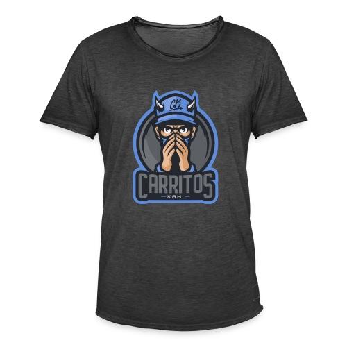CarritosKami Diseño 1 - Camiseta vintage hombre
