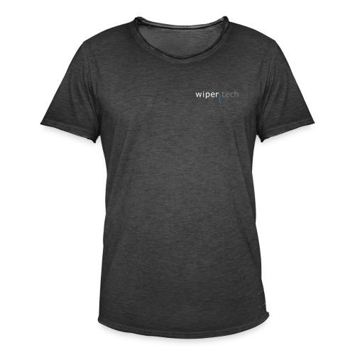 WiperTech hell - Männer Vintage T-Shirt