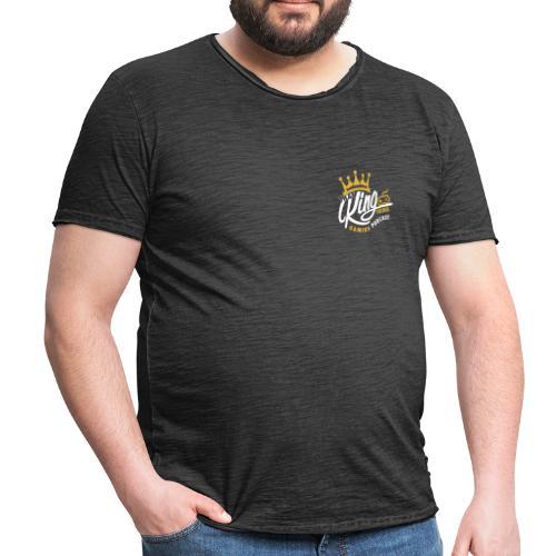 That King Thing Logo - Men's Vintage T-Shirt
