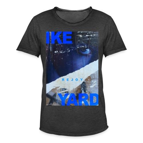 Ike Yard T-shirt - Männer Vintage T-Shirt