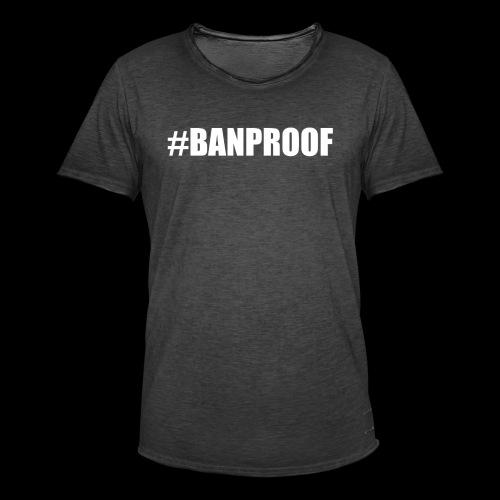 Hashtag - Men's Vintage T-Shirt