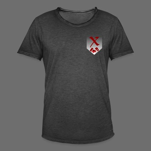 LB 04 Wappen mit verlauf - Männer Vintage T-Shirt
