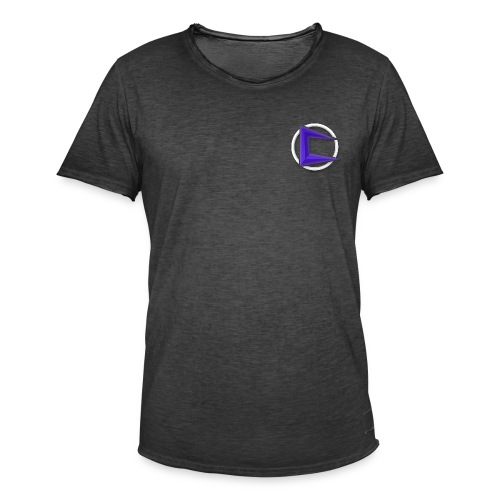 Cam's Logo - Men's Vintage T-Shirt