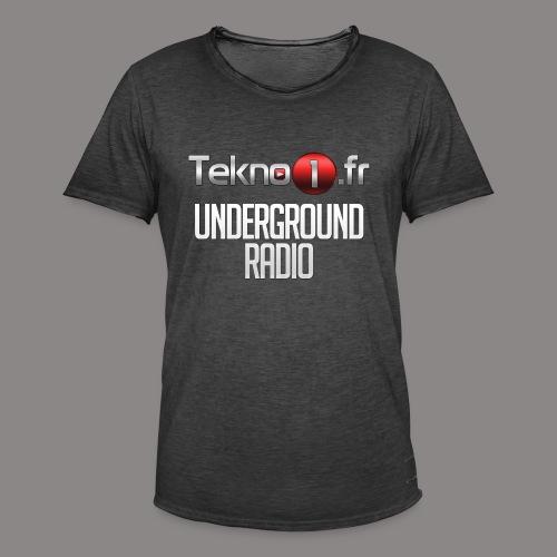 logo tekno1 2000x2000 - T-shirt vintage Homme
