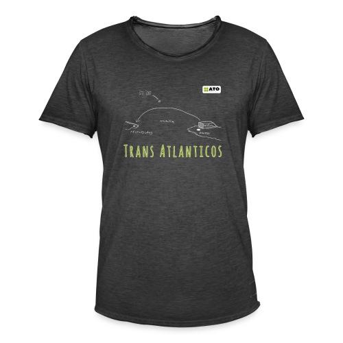Trans Atlanticos - Die Idee - Männer Vintage T-Shirt