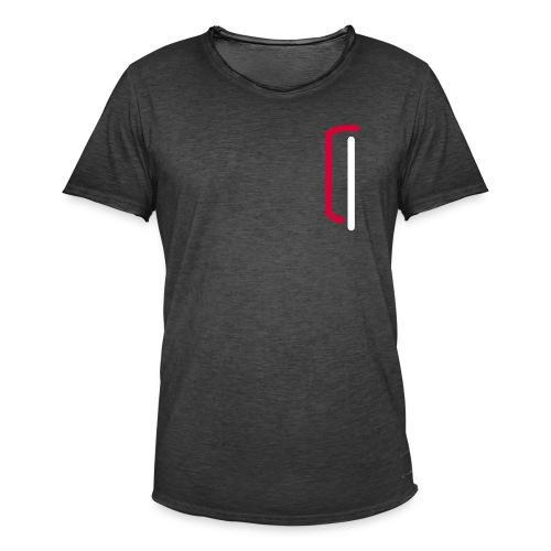 I Tee - Men's Vintage T-Shirt