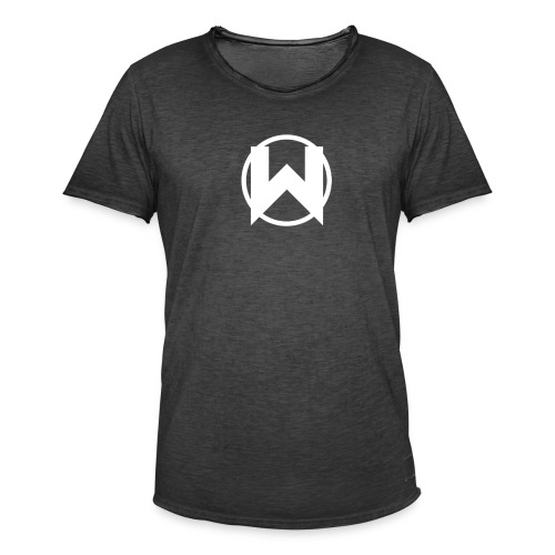 Night Wolf - Men's Vintage T-Shirt
