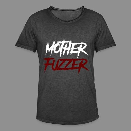 Motherfuzzer - Männer Vintage T-Shirt