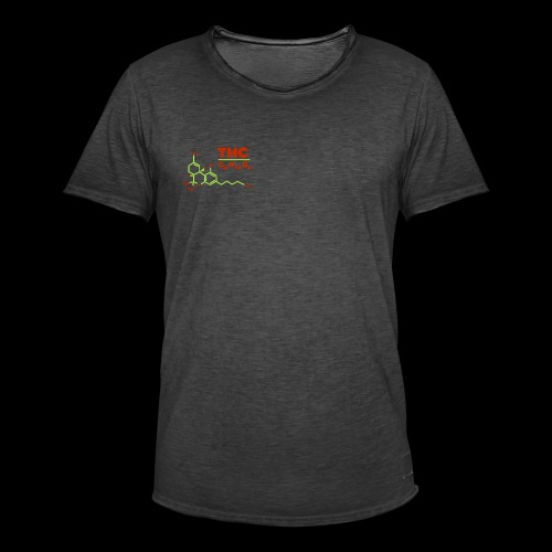 THC-Chemical - Männer Vintage T-Shirt