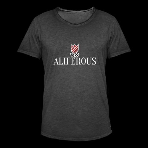 Aliferous - Men's Vintage T-Shirt