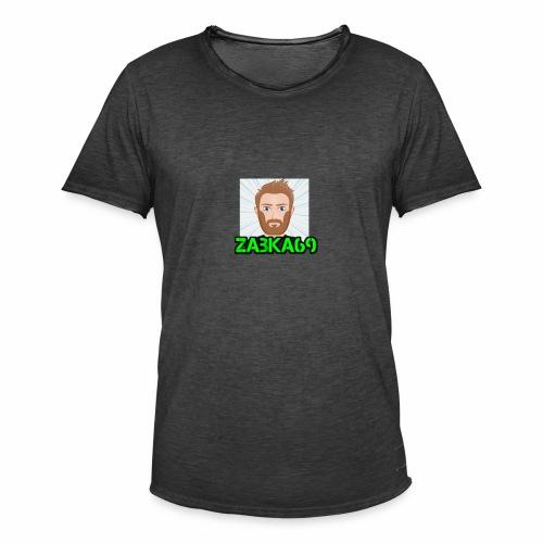 Tee Shirt Homme Zabka69 - T-shirt vintage Homme