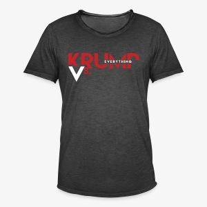 Krump VS Everything - Men's Vintage T-Shirt