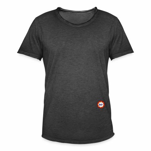 Solo Logo - Camiseta vintage hombre