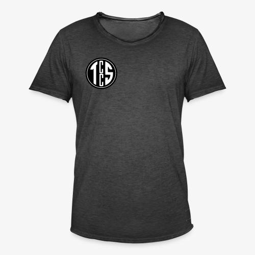 TCCS Logo - Men's Vintage T-Shirt