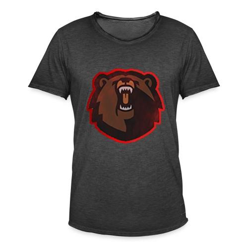 T-shirt - FlaxiZ - Herre vintage T-shirt