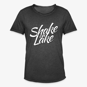 Shake on Lake 2017 - Männer Vintage T-Shirt