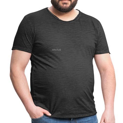 La toute première collection ! #1 - T-shirt vintage Homme