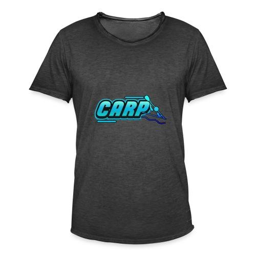 Design CARP - T-shirt vintage Homme