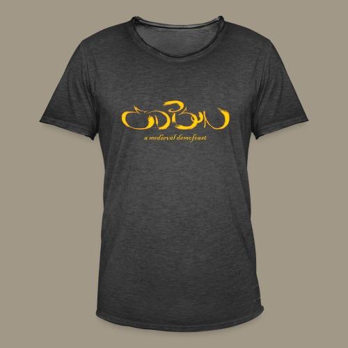 Edison 2018: A Medieval Demofeast T-SHIRTS & TOPS - Vintage-T-shirt herr
