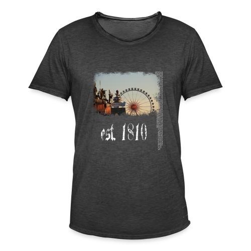 est. 1810 - Männer Vintage T-Shirt