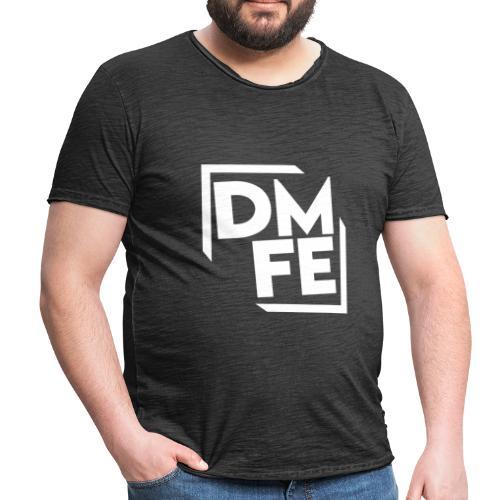 DMFE Classics - Männer Vintage T-Shirt