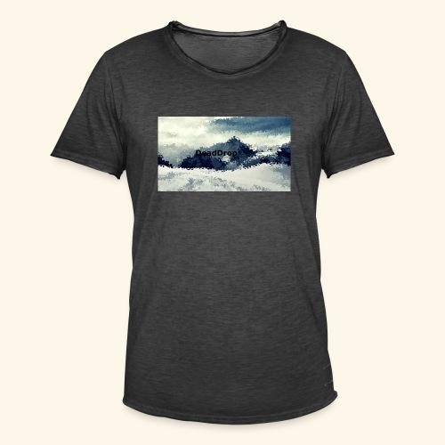 off-center - Männer Vintage T-Shirt
