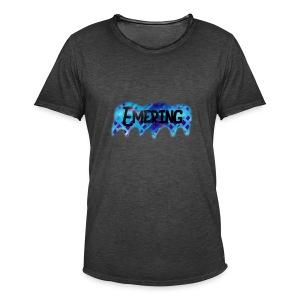 Emering Merches - Männer Vintage T-Shirt